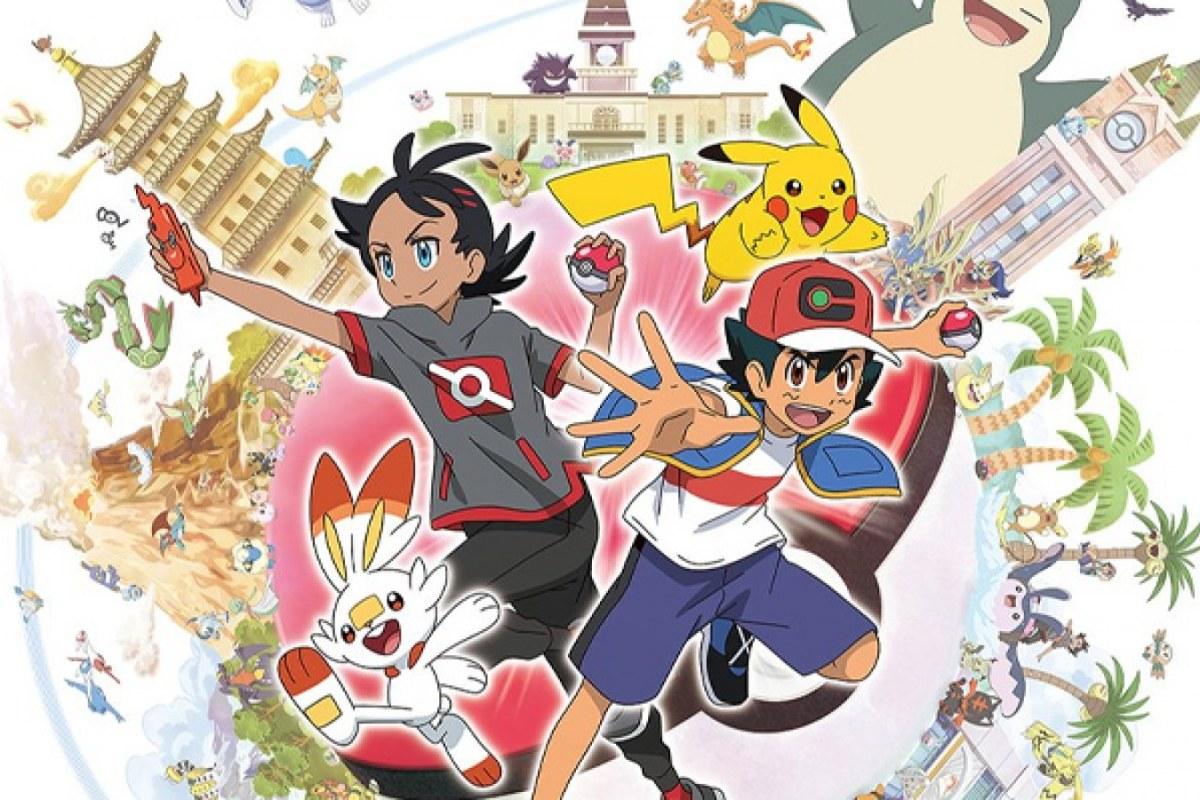 Pokemon estrena trailer de su nueva serie