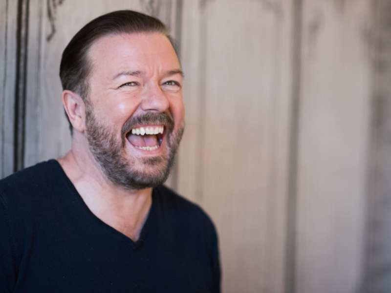Ricky Gervais conducirá la ceremonia de los Golden Globes 2020