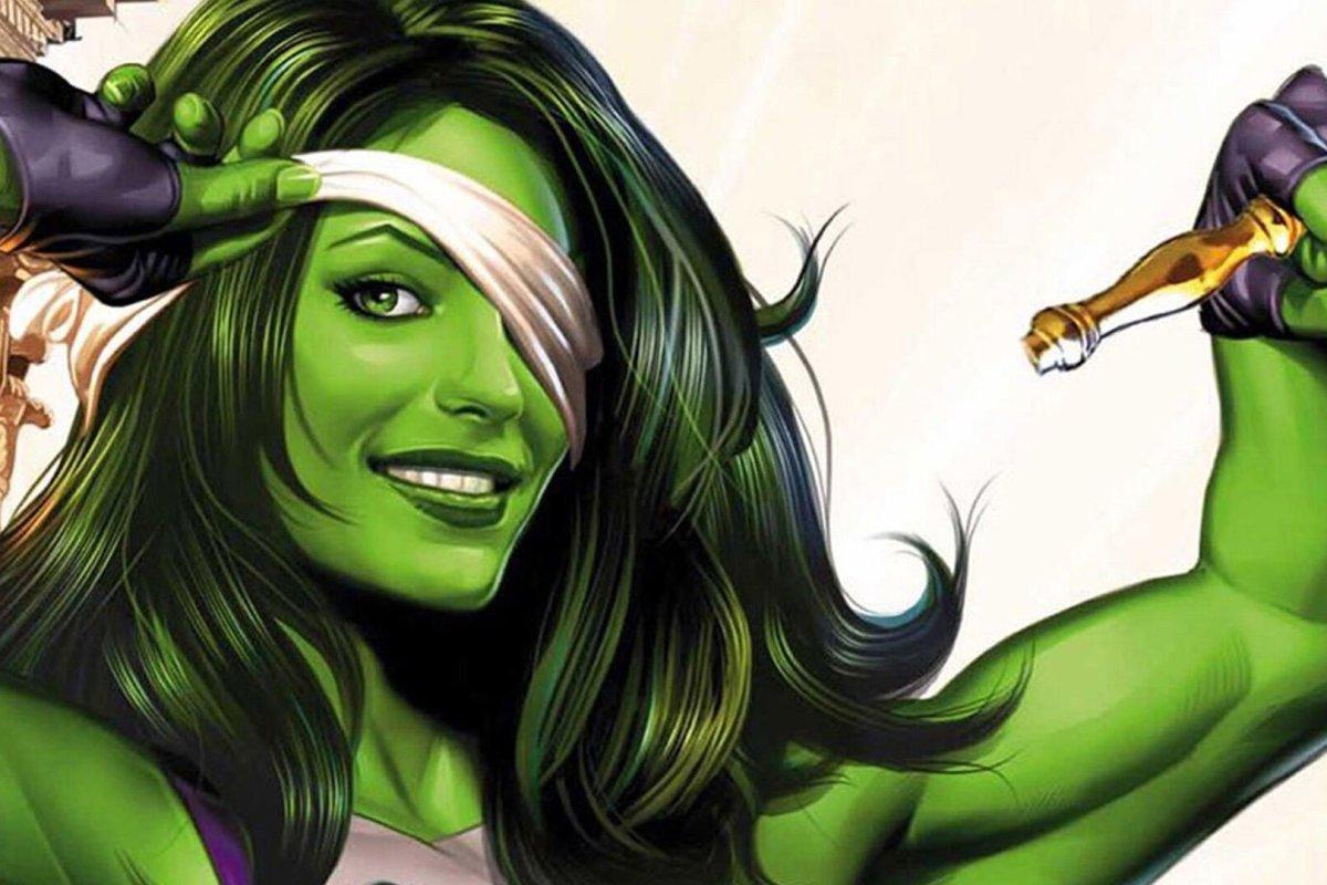 She-Hulk suma a una guionista de Rick and Morty