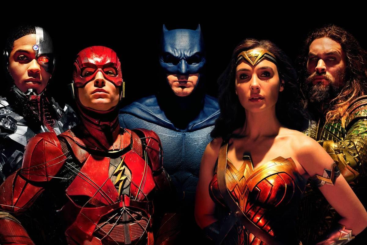 Zack Snyder comparte una nueva serie de imágenes inéditas de Liga de la Justicia