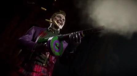 Joker llega a Mortal Kombat 11 con un nuevo trailer