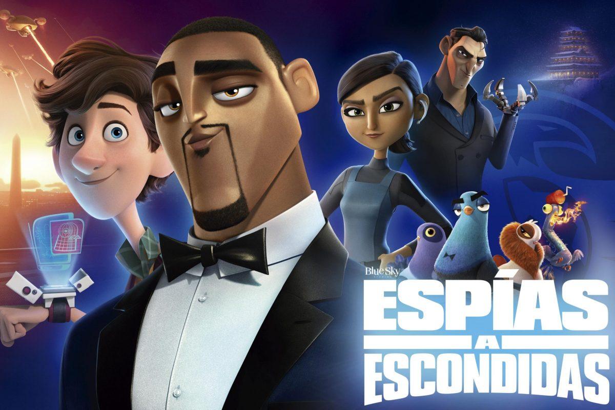 Ganadores Avant Premiere: Espías a Escondidas