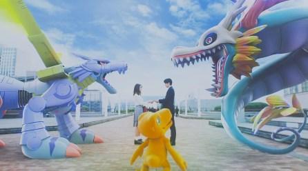 Digimon Project estrena su primer trailer