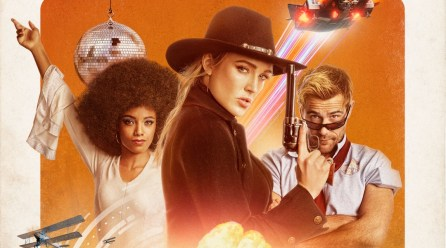 Legends of Tomorrow anticipa su regreso con un nuevo adelanto