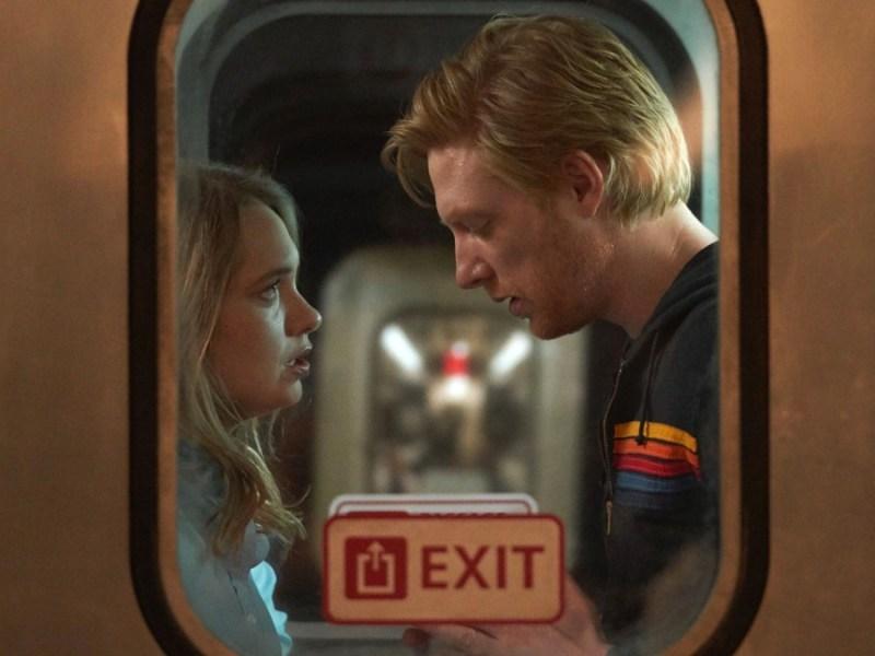 Domhnall Gleeson y Merritt Wever protagonizan el trailer de Run