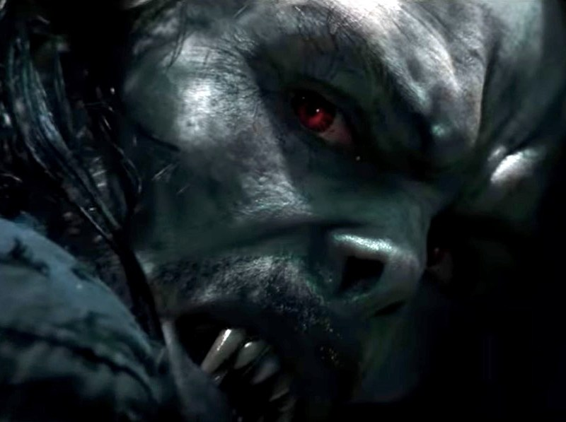 Morbius vuelve al set