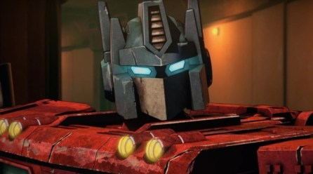 Netflix estrena el trailer de Transformers: War for Cybertron Trilogy: Siege