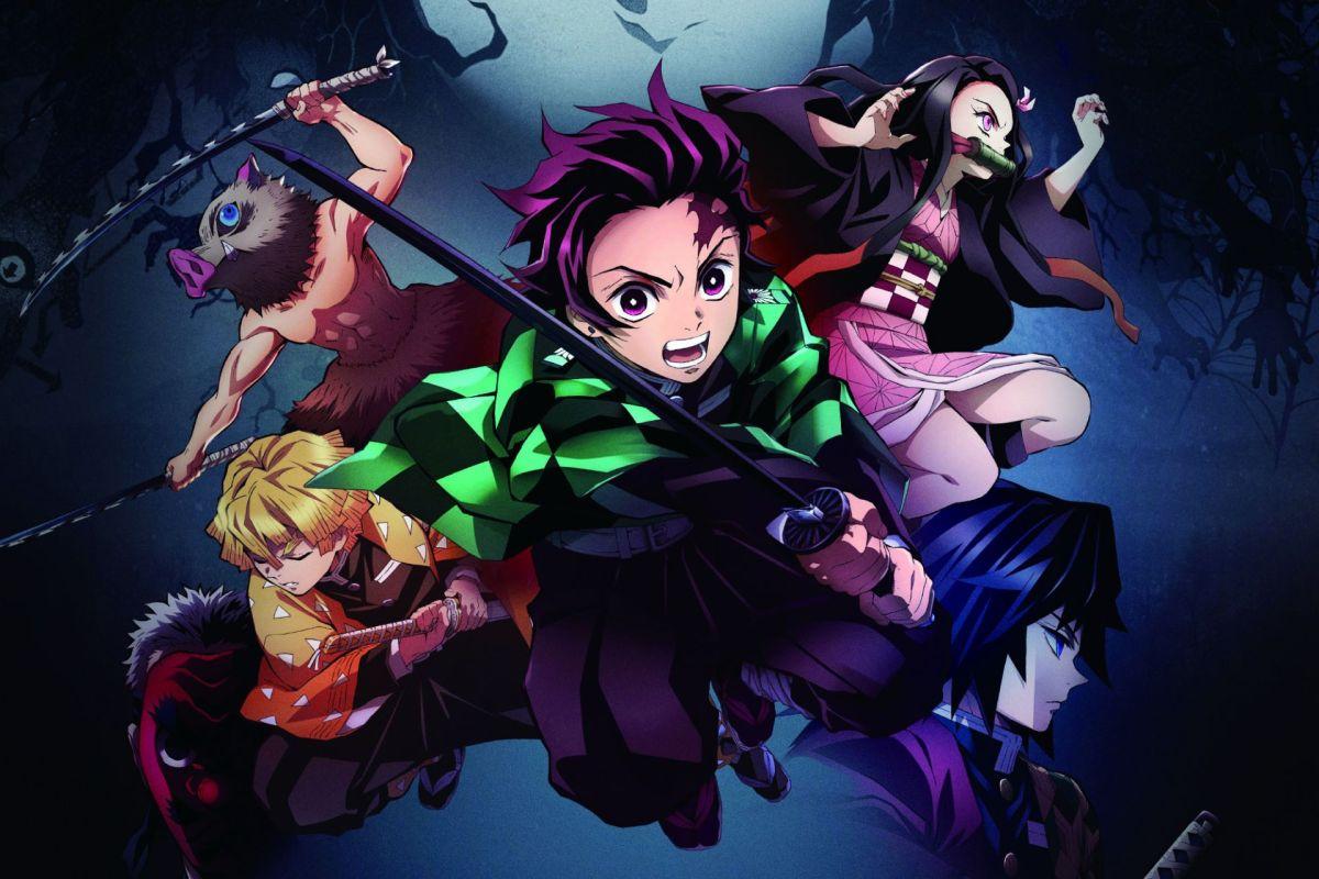 Demon Slayer: Kimetsu no Yaiba prepara dos videojuegos