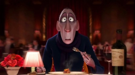 Cinco recetas de comida inspiradas en películas