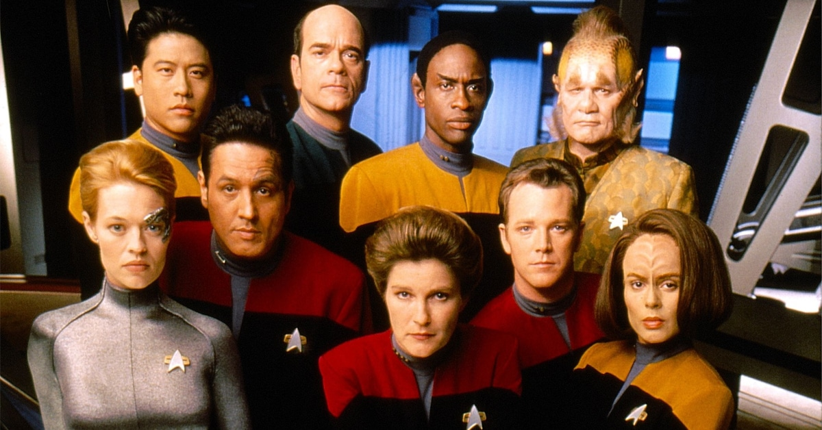 Star Trek: Voyager prepara una reunión