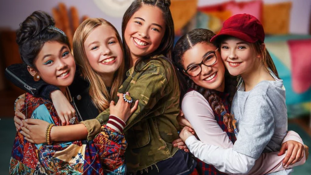 The Baby-Sitters Club estrena su primer trailer