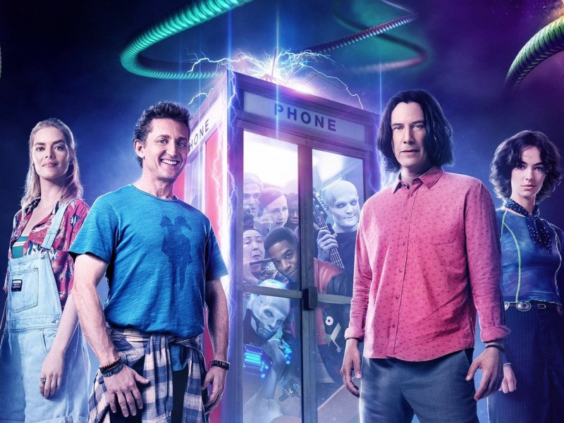 Bill and Ted Face the Music estrena un nuevo video musical
