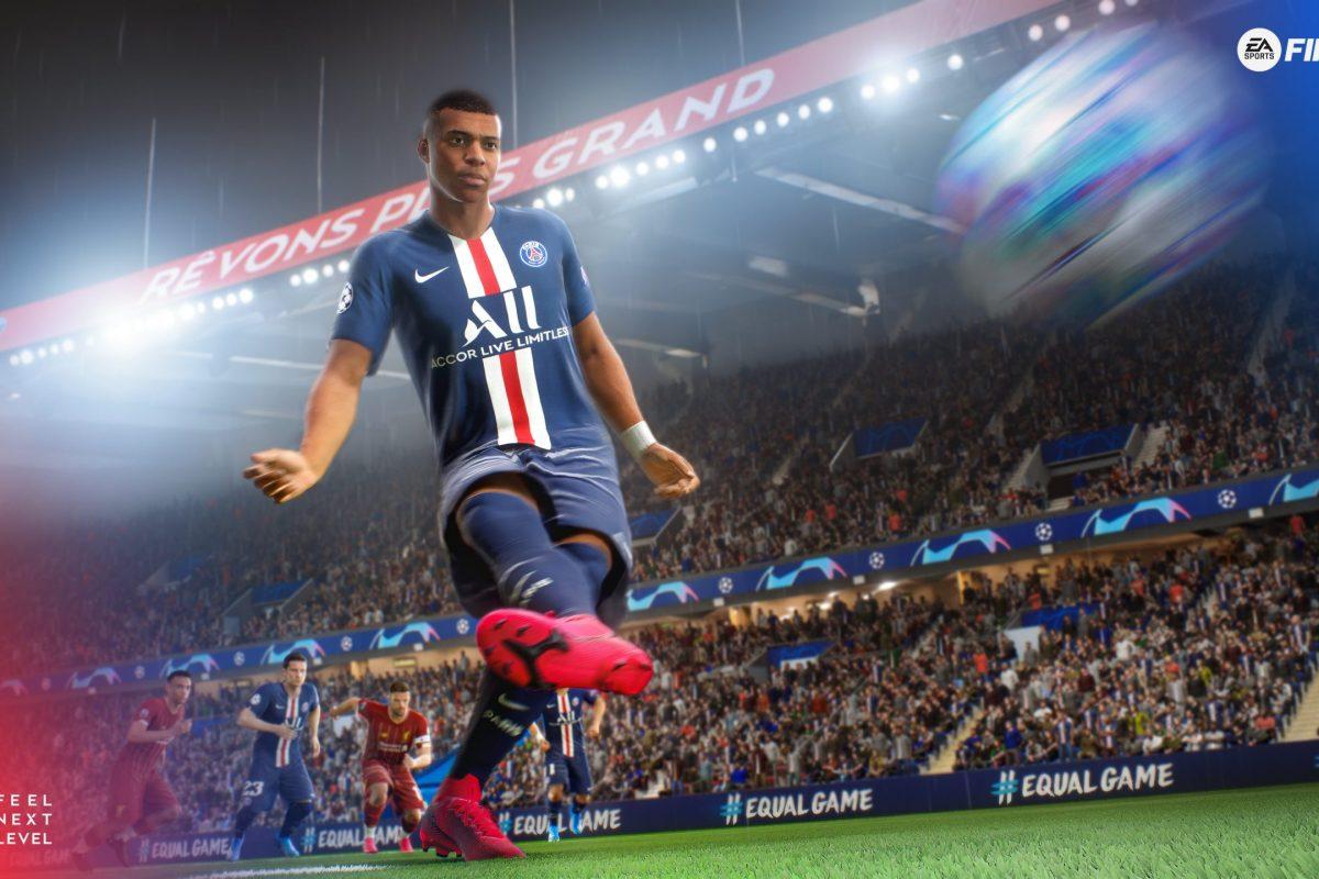FIFA 21 estrena su primer trailer