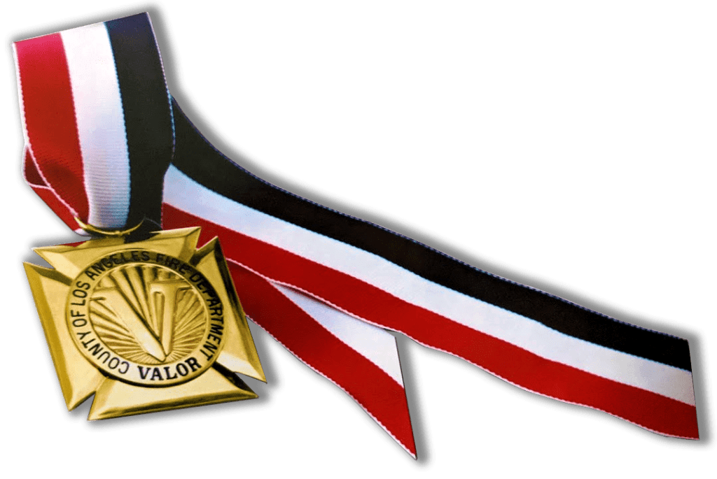 The LACoFD Medal of Valor