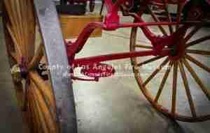 1900 Ladder Wagon Wheels