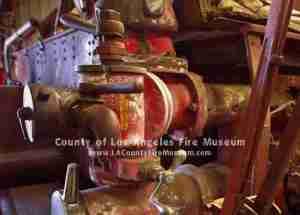 1924 American LaFrance valves