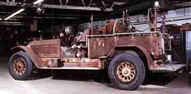1924 American LaFrance Type 75