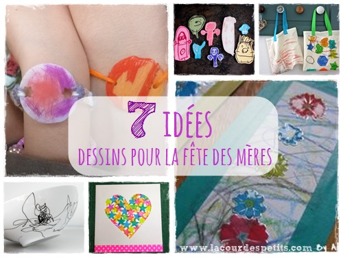 Un Dessin Pour Maman 7 Ides Pour La Fte Des Mres La