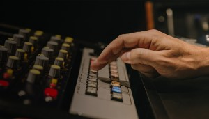 Lacquer Channel Mastering Home