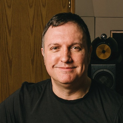 Phil Demetro - Senior Mastering Engineer