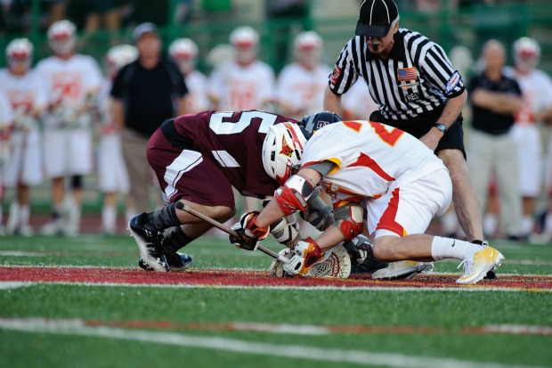 Armour Lacrosse Uniforms Under Maryland