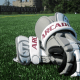 Arcadia University Warrior Riot Gloves