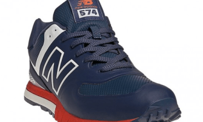 New Balance Revlite 574 Shoe and Accessories to Match