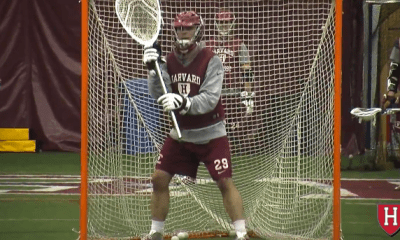Harvard Men's Lacrosse Looks to Push the Pace in 2013