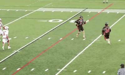 RIT vs Cortland Men's Lacrosse Overtime Game Winner