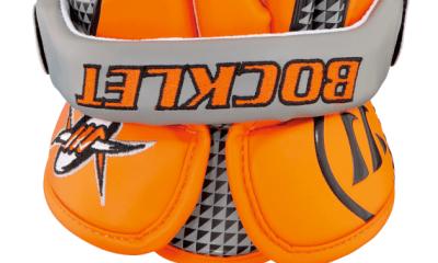 Matt Bocklet's Custom Warrior Burn Gloves