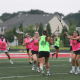 Womens' College Lacrosse Stars Stand Up Against Cancer at WBLC