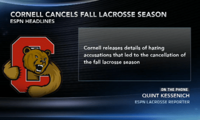 Quint Kessenich Gives his Two Cents about Cornell Lacrosse Suspension