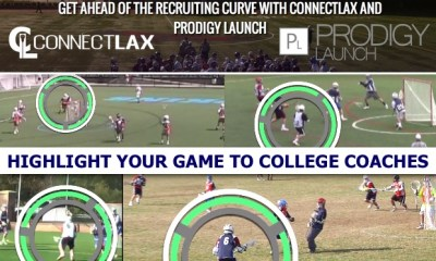 ConnectLAX.com Partners with Prodigy Launch for Recruiting Highlight Videos