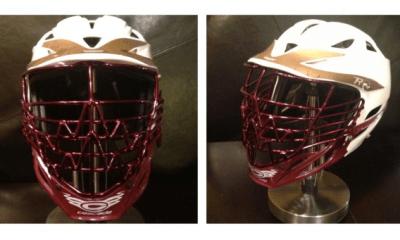 BadAss Masks Creates Another Insane, Custom Lacrosse Face Mask