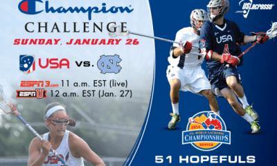 Watch Team USA on ESPNU and WatchESPN this Sunday, Jan. 26