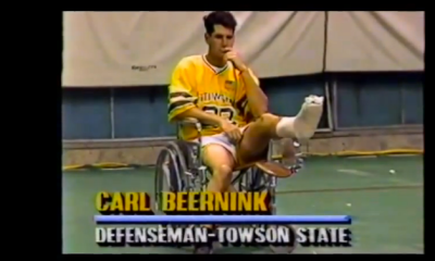 #TBT, Towson State Loses to UNC in the 1991 National Championship