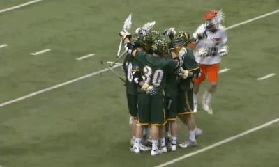 Video Highlights: Syracuse Men's Lacrosse Routs Siena in Season Opener, 19-7
