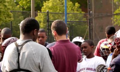 Harlem Lacrosse & Leadership Featured on CBS Evening News