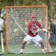 New Haven, CT - April 26, 2014 - Reese Stadium: Jake Gambitsky (4) of the Harvard University Crimson during a regular season game (Photo by Allen Kee / ESPN Images)