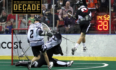 Paul Rabil scores in overtime for Stealth