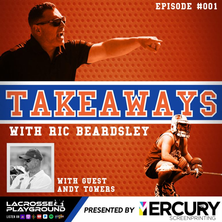 Andy Towers Joins Takeaways with Ric Beardsley (#001)