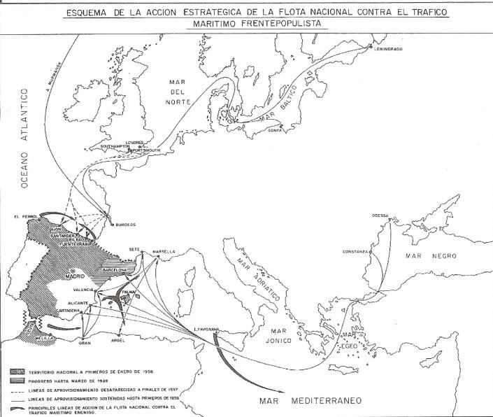 esquema accion estrategica flota nacional contra trafico maritimo