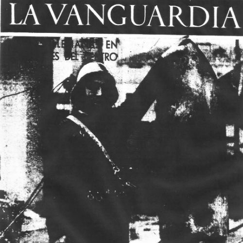la vanguardia 1937