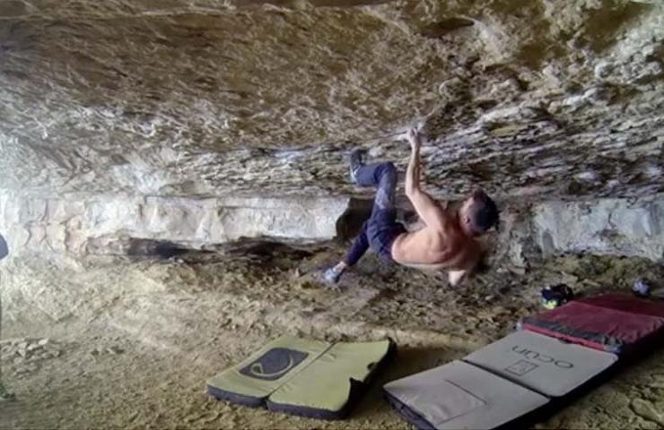Jernej Kruder in Witness the Fitness - Cova de L'Ocell