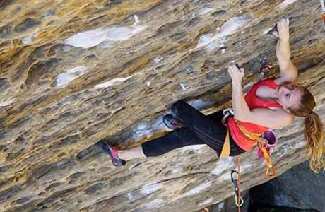 Michaela Kiersch in Southern Smoke_Red River Gorge.