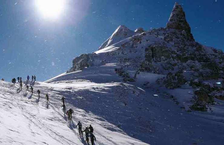 Movie about the hardest ski touring race: Patrouille de Glacier