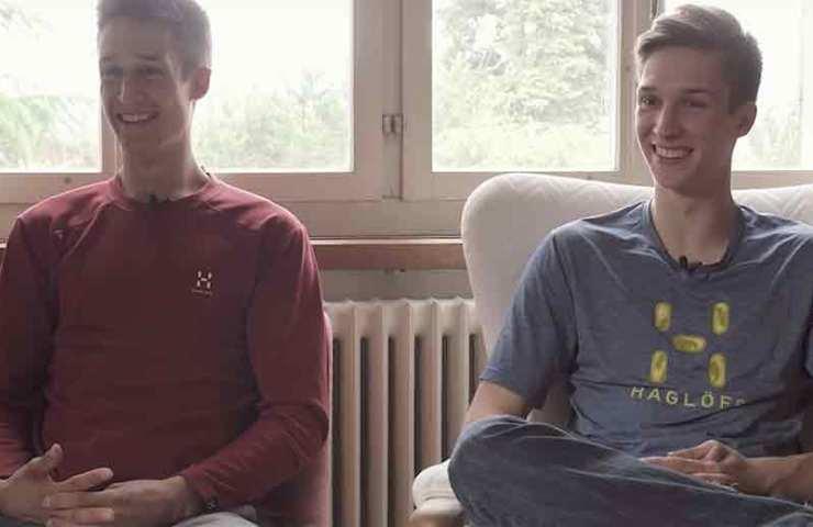 Videoportrait der Brüder Firnenburg