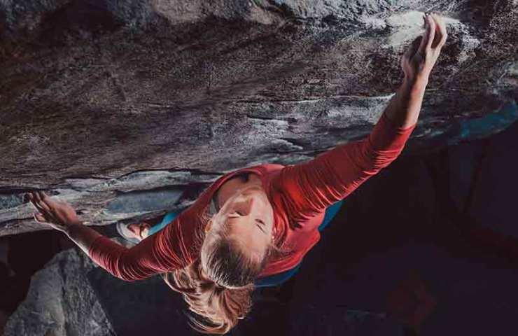 May we introduce: The Swiss athlete Natalie Bärtschi