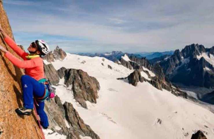 Shifting Dreams: Ein Kletterfilm über Caroline Ciavaldini