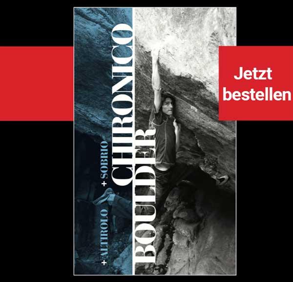 Boulderführer Chironico - Jetzt erhältlich bei Bächli Bergsport